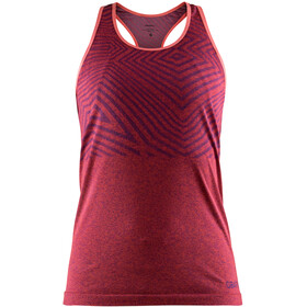 Craft Cool Comfort She - Sous-vêtement Femme - rouge